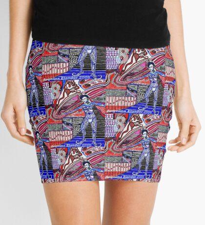 Eight Mini Skirt