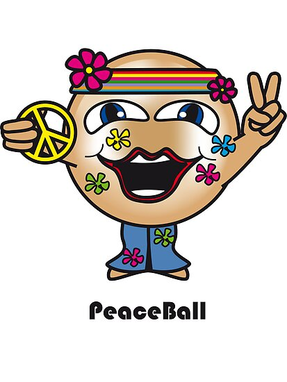Peace Ball by brendonm