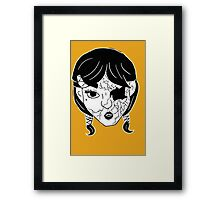 Doll: Kuwan Framed Print