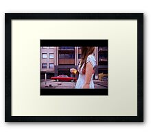 Another Time, Another Place Framed Print