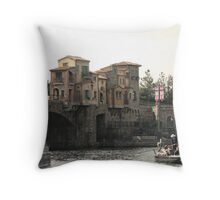 'Venice' Throw Pillow