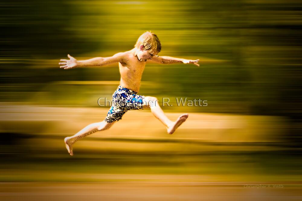 Jump by Christopher R. Watts