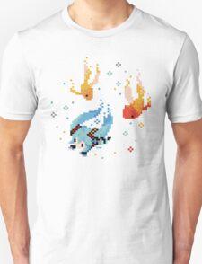 Hatsune Miku - Swimming with Fishes T-Shirt