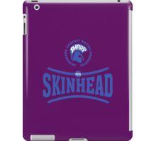 Sharp Skinhead - Blue iPad Case/Skin