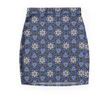 Stitched and stary 1 Mini Skirt