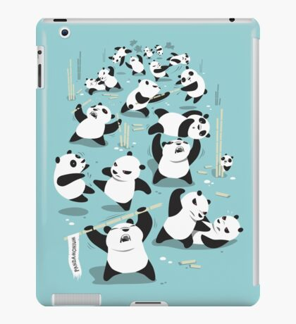 PANDAMONIUM iPad Case/Skin