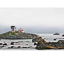 Battery Point Lighthouse, CA Photographic Print