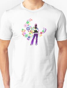 Live Life in Full Colour T-Shirt