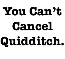 Qudditch is forever by Sam Whitelaw