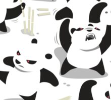 PANDAMONIUM Sticker