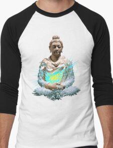 innerlight buddha Men's Baseball ¾ T-Shirt