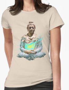 innerlight buddha Womens Fitted T-Shirt