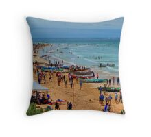 Anglesea SLSC Carnival Jan09 (4) Throw Pillow