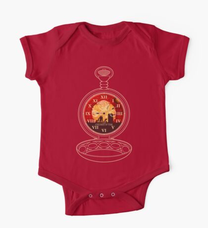The Children of Time - Fob Watch One Piece - Short Sleeve
