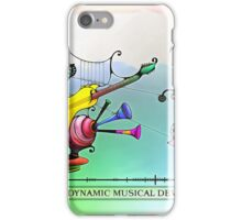Music Device iPhone Case/Skin