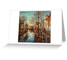 Utrecht Early Spring Greeting Card