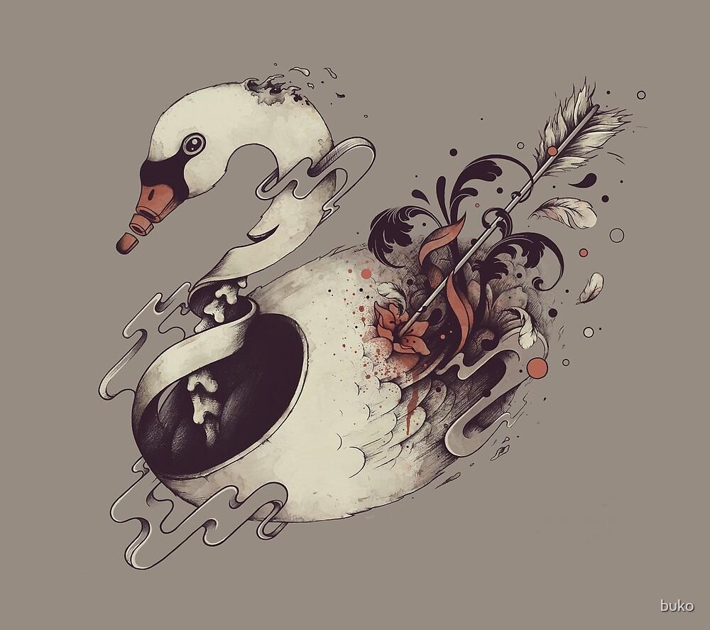 Broken Innocence by buko