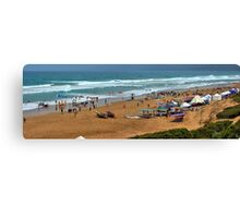 Fairhaven SLSC Surf Carnival (11) Canvas Print