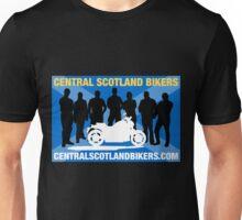 Central Scotland Bikers Unisex T-Shirt