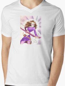 Kate Bishop-Hawkeye Mens V-Neck T-Shirt