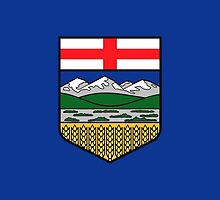 Flag of Alberta by abbeyz71