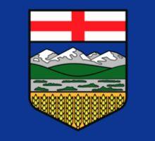 Flag of Alberta Sticker