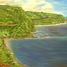 Island of Maui by KenLePoidevin
