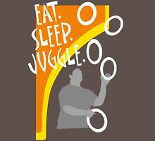 Eat, Sleep, Juggle Unisex T-Shirt