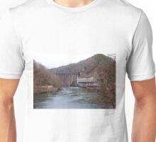 The Fugitive Dam Unisex T-Shirt