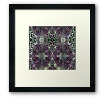 SciFlora - Version 8 Framed Print