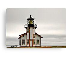 Point Cabrillo Lighthouse, CA Canvas Print