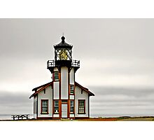 Point Cabrillo Lighthouse, CA Photographic Print