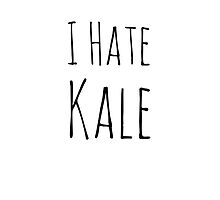 I Hate Kale by link2sue