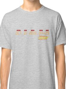 October 21, 2015 in DeLorean Numbers  Classic T-Shirt