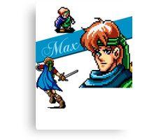 Shining Force - Max Canvas Print