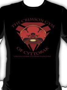 The Crimson Gym of Cyttorak T-Shirt