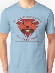 The Crimson Gym of Cyttorak Unisex T-Shirt