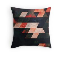 Gryyt yskype Throw Pillow