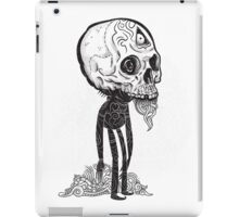 THE MAN IN BLACK iPad Case/Skin