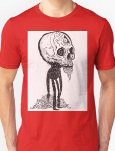 THE MAN IN BLACK Unisex T-Shirt