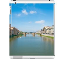 River Arno iPad Case/Skin