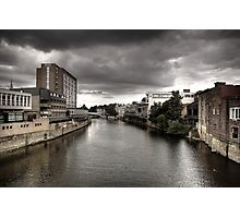 River Ouse Photographic Print