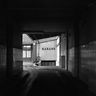 Garage, Frankfurt by Richard McKenzie