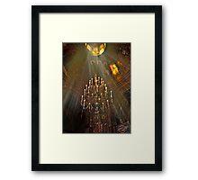 Portal To Heaven Framed Print