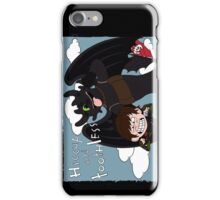 HICCUP & TOOTHLESS iPhone Case/Skin