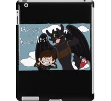HICCUP & TOOTHLESS iPad Case/Skin