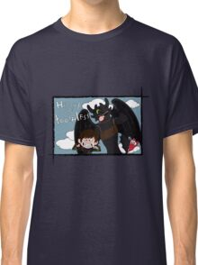 HICCUP & TOOTHLESS Classic T-Shirt