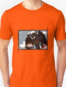 HICCUP & TOOTHLESS Unisex T-Shirt