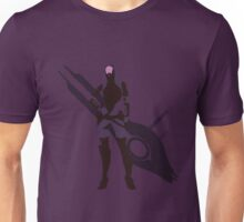 Tali'Zorah nar Rayya vas Normandy - Sunset Shores Unisex T-Shirt