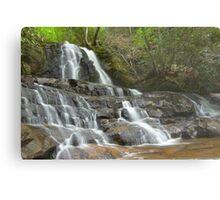 Laurel Falls, Great Smoky Mountains Metal Print